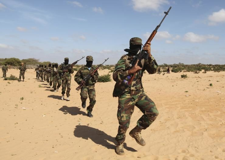 Two Alshabaab Fighters Killed In Southern Somalia