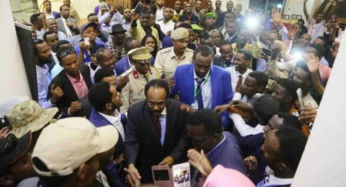 Who Is Really In Control In Mogadishu? The presidency of Somalia
