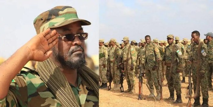 The end on Kenya's most trusted ally in Somalia Sheikh Ahmed Madobe