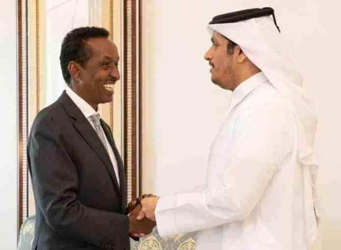Wasiirka Arrimaha Dibadda Somalia oo Dowladda Qatar ka Difaacay Warbixinta New York Times