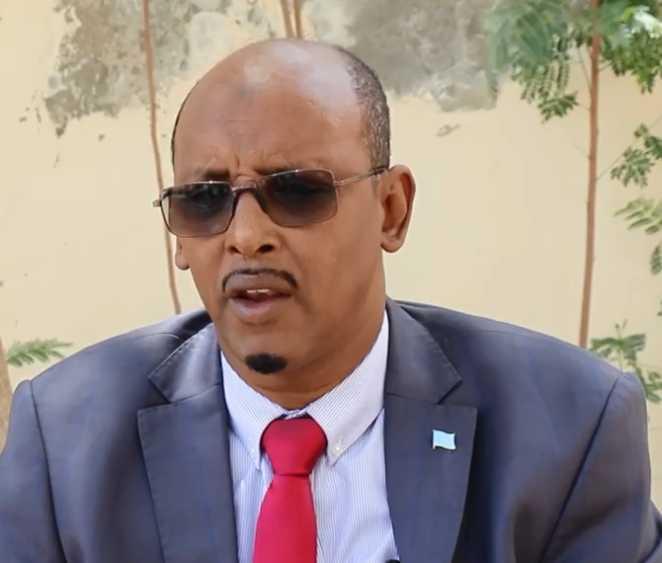 """Xildhibaan Jeesow: """"Waa wax laga xumaado in Dowladda Somalia in lacag intaas la eg u qoondeyso fatahaadda…"""""""