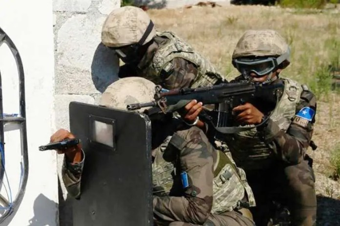 Somali Police undergo counter-terrorism training in Turkey