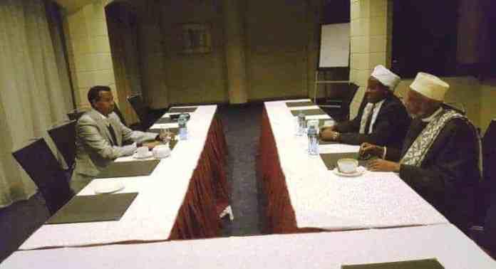 """Yusuf Garad: """"Dowladda Federalka oo Galmudug toos ula wareegtay, -waxaan leeyahay- yaan loo darsan Ahlu sunna"""""""