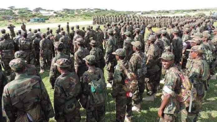 Ciidamada Dowladda & kuwa C/rashiid Janan oo qarka u saaran Dagaal & Wararkii ugu danbeeyay..