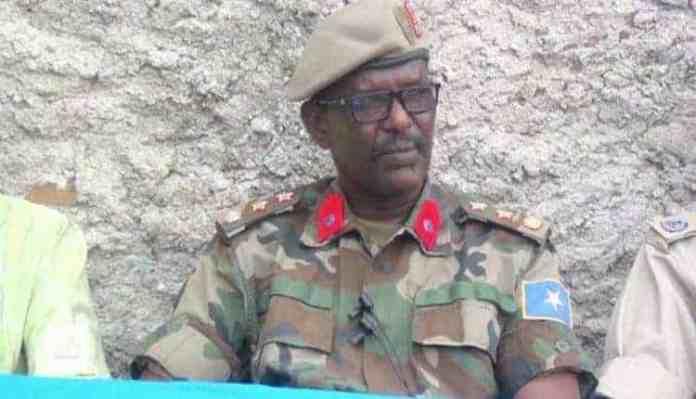 Taliyaha XDS ee Gobolka Gedo oo shaaciyey in lasoo afjaray dagaalkii B/Xaawo & Xuduudka Kenya (Faahfaahin)