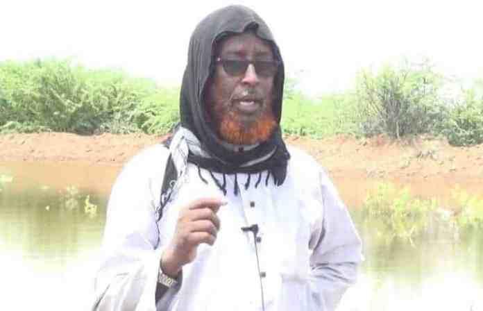 """Xaaji Cusman Dhagaxow: """"Dowladda Somalia 500 jawaan ayay keentay Beledweyne, nama soo gaarin lacagtii sanadkii hore"""""""