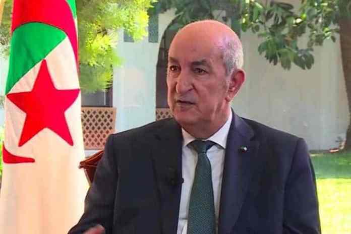 Madaxweynaha Algeria oo ka digay inay Liibiya la mid noqoto Dalka Soomaaliya oo kale