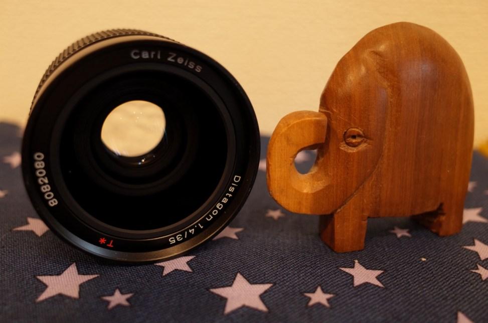 Carl Zeiss Distagon 35mm F1.4