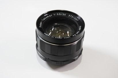 Asahi Super-Takumar 24mm f3.5