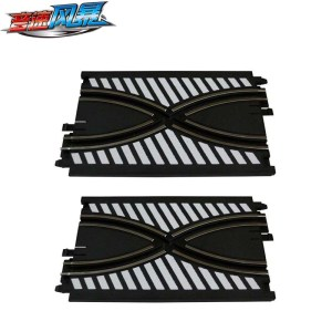Intersection Track Suitable for Top-Racer AGM TR Series Slot Car Racing Set