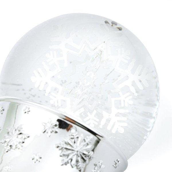 "-""Ice World""- Christmas Snow Globe Music Box (Musical Box Water Globe / Snow Domes Christmas Collection)"