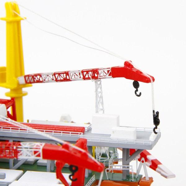 Hai Yang Shi You 981, Deepwater semi-submersible oil platform Scale Model, Ocean Oil 981 petroleum and natural gas offshore platform, offshore drilling rig Scale Model