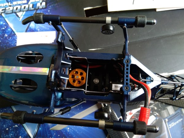"""""""SA-315A Lama Like Real RC Scale Model Helicopter """" Walkera 4F200LM 2.4GHz 3D 6CH Brushless 3-Axis Gyro RC Helicopter 3-Blades Flybarless Metal (RTF) Ready to Fly Heli w/ Devo7 Transmitter"""