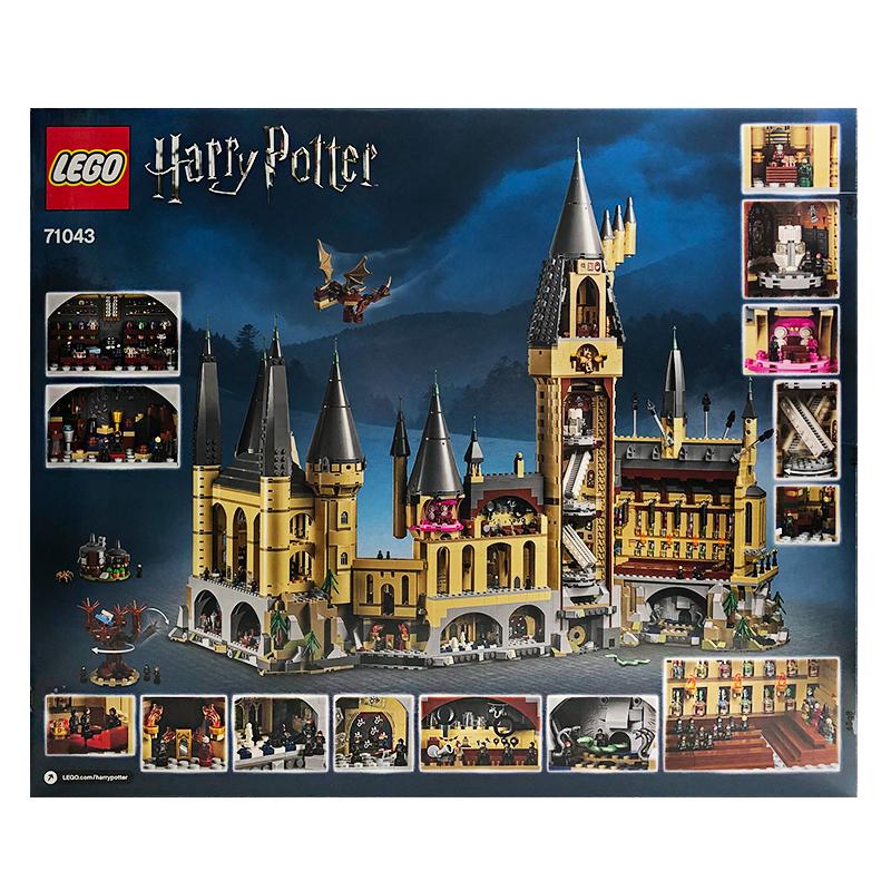 LEGO 71043 Harry Potter Hogwarts Castle. 6020 Pieces Building Toy. Building Set. Brick Set (Building Block. Building Brick) - G.Goods. Online ...