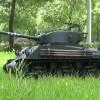 Who gave the Sherman tank its name? M4A3E8 Fury 1/16 RC Tank, M4 Sherman Scale Model Tank