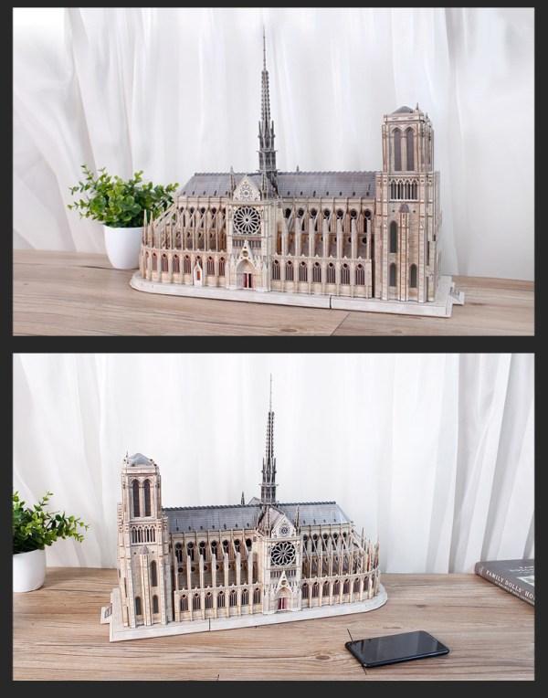 CubicFun - Notre Dame de Paris (France) 3D Puzzle - Raruraru.co.za › Hobbies & Toys › 3D Puzzles Nov 16, 2018 - CubicFun - Notre Dame de Paris (France) 3D Puzzle. MC260H. CubicFun - Notre Dame de Paris (France) 3D Puzzle - Cover.