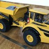 1/14 Scale Full Metal Hydraulic Articulated Haulers, VOLVO A40G RC Articulating Dump Truck, (VOLVO A60H Rock Truck, VOLVO A45GFS Heavy Duty Truck, VOLVO A45G Heavy Equipment, VOLVO A35G Earthmoving Equipment, VOLVO A30G Construction Equipment, VOLVO A25G Heavy Duty Truck)