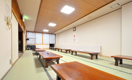 Forestry Recreation Center Bifuka Onsen