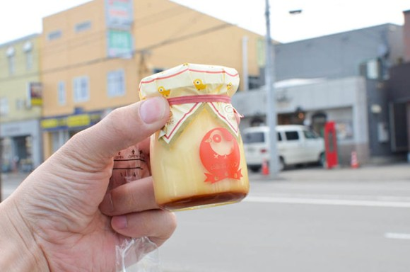 Etude Confectionery Store, ohirune pudding of the chick