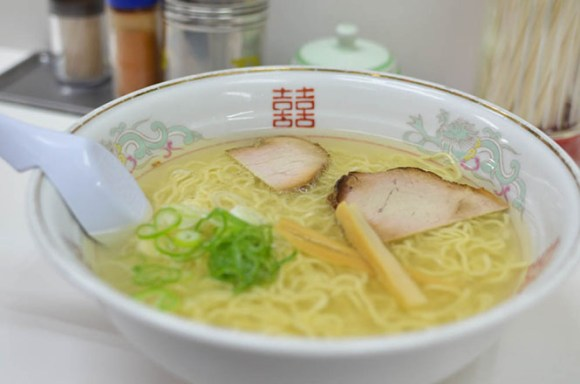 Salt Ramen, Asahikawa Ramen, Sugawara Head Office