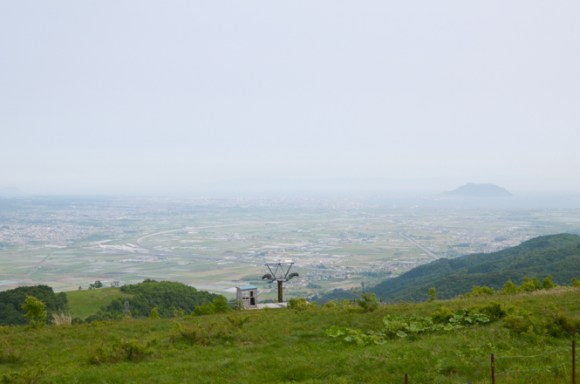 Kijihiki Highland Panoramic Lookout in Hokuto