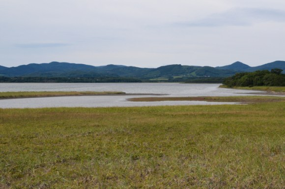 Lake Komuke and Coral Grass Colony in Monbestu