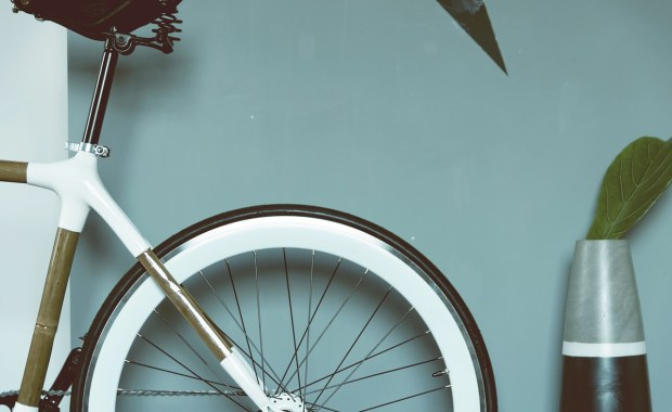 Little Blue Bike Ellie Mills