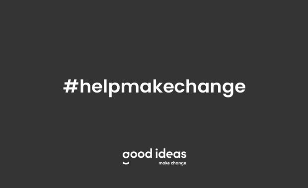 #helpmakechange