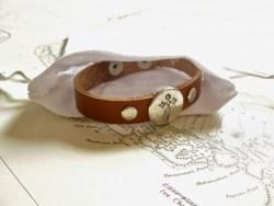 Saint James charm bracelet