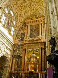 Cordoba cathedral a spiritual gift