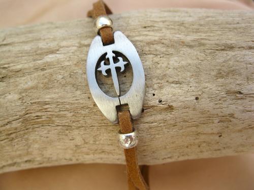 St James way bracelet