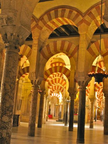 Special occasion visit Mesquita Cordoba