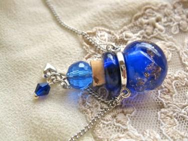 Lourdes necklace heart