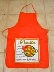 Paella pinny
