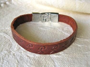 Indalo tan bracelet