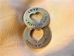 Blessing ring of love