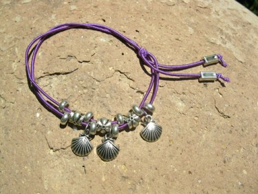 Anklet shell