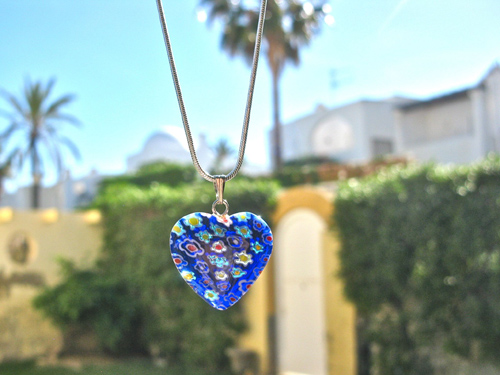 Heart_pendant_blue_glass
