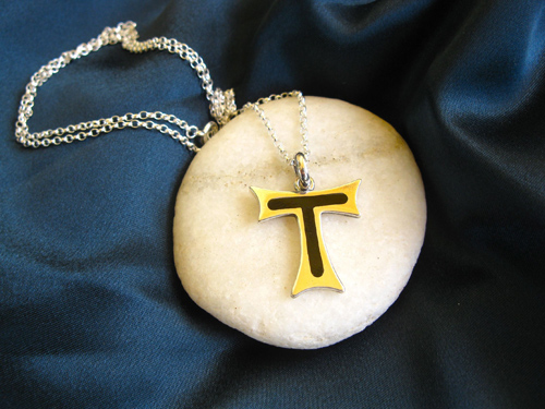 Tau_St_Francis_cross