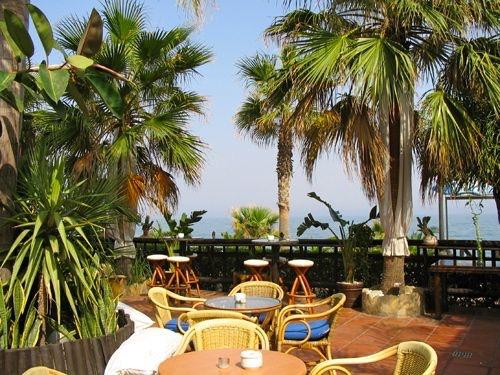 Lua cafe Mojácar playa