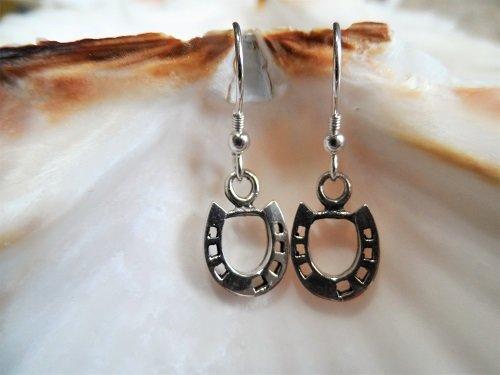 Lucky Horseshoe earrings