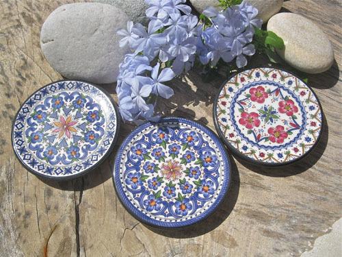 Spanish wall plates