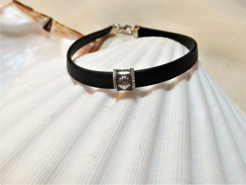 Camino bracelet ft Compostela shell