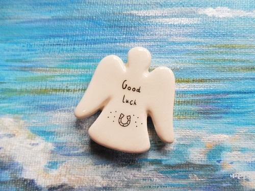 Ceramic luck token