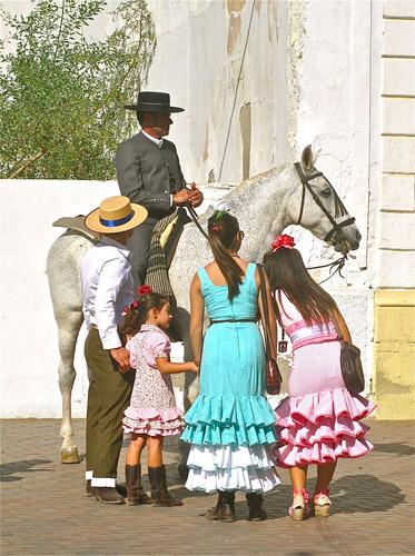 Garrucha fiesta