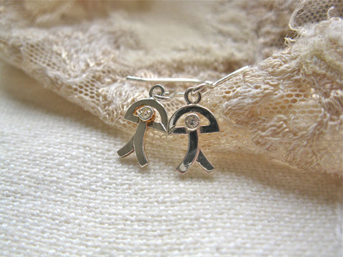 Indalo earrings curved