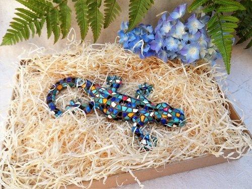 Lucky Gecko gift