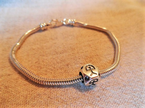 Lucky charm Indalo bracelet