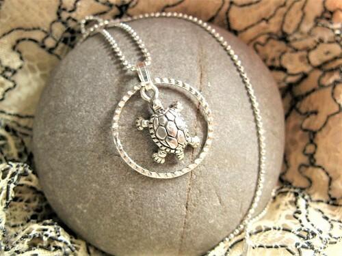 Lucky turtle jewellery