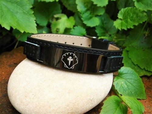 Safe jewellery bracelet